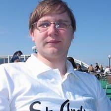 Jevgenijs felhasználói profilja