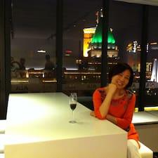 Xiaojiang felhasználói profilja