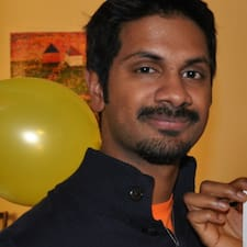 Yeshanth Brugerprofil