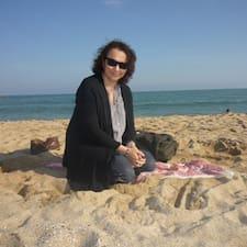 Profil utilisateur de Maria E.