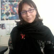 Henkilön Antonia käyttäjäprofiili