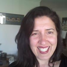 Henkilön Deborah käyttäjäprofiili