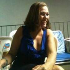 Cláudia felhasználói profilja