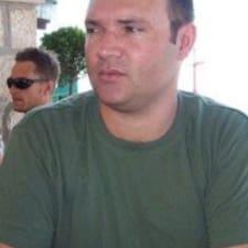Riaan User Profile