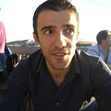 Jacopo felhasználói profilja