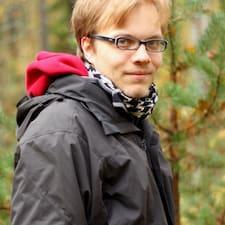 Perfil do utilizador de Antti
