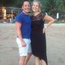 Claudette & Adam User Profile