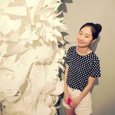 Profil utilisateur de Hyejung