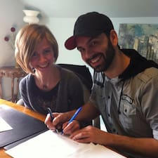 Audrey&Benoit est l'hôte.