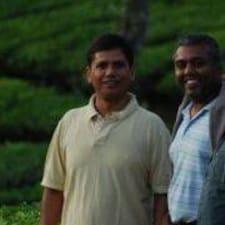 Profil utilisateur de Satyamurthy