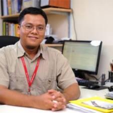 Arief Hakim felhasználói profilja