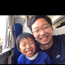โพรไฟล์ผู้ใช้ Masayuki