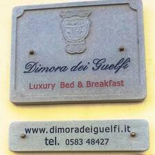 La Dimora Dei Guelfi is the host.