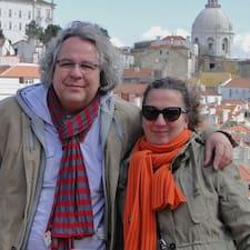 Peter & Martine User Profile