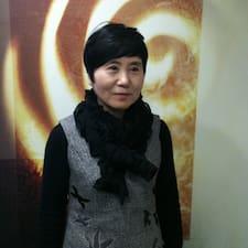 Gebruikersprofiel Hyejeong