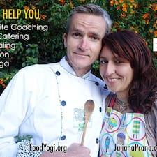 Paul, The Food Yogi User Profile