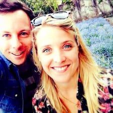 Charlotte & Julien is the host.