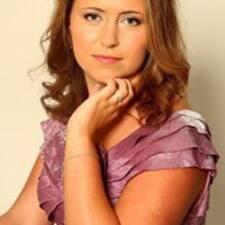 Vivien felhasználói profilja