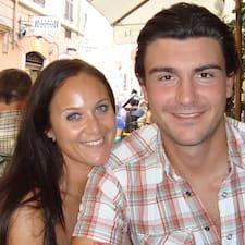 Daniel & Malene is the host.