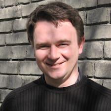 Användarprofil för Krzysztof