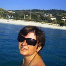 Valeria Brugerprofil