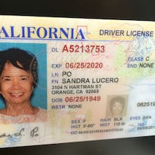 Sandra User Profile