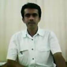 Profil utilisateur de Shyam