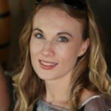 Profil utilisateur de Alison