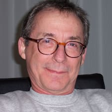 Wolfram ist der Gastgeber.