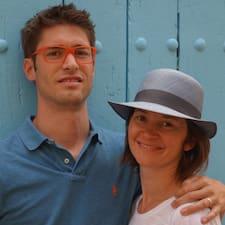 Profil utilisateur de Gabriel & Florence