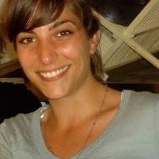 Maelle felhasználói profilja