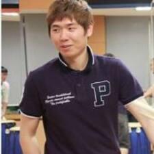 Användarprofil för Kyung-Ho