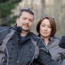 Henkilön JD & Melissa käyttäjäprofiili