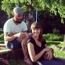 Profil utilisateur de Martina & Henrik