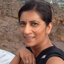 Kreepa User Profile