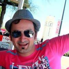 Henkilön Mehmet-Julien käyttäjäprofiili