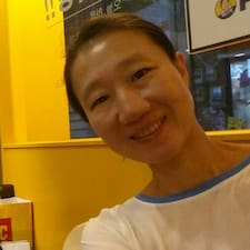 Profil Pengguna Hyeju