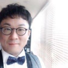 Profil utilisateur de Seok