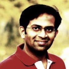 Pranav的用戶個人資料