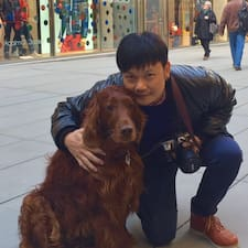 Xiaojian的用戶個人資料