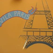Profil korisnika Pousada Vila Paris