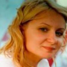 Vitalina User Profile