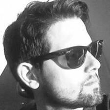 Raoní felhasználói profilja