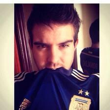 Profil korisnika Antonio Jose