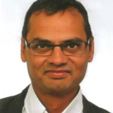 Pradhyot Brugerprofil