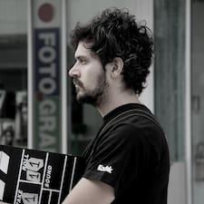 Profil utilisateur de Alessandro M.