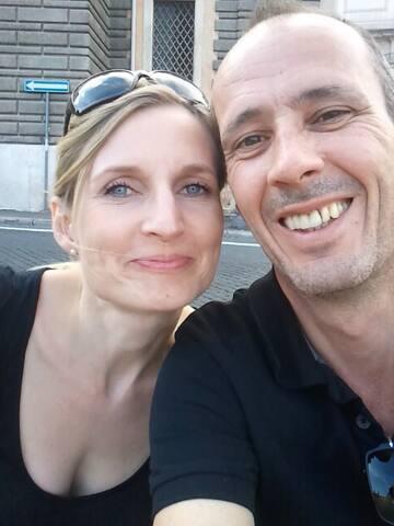 Kerstin und Harald