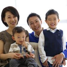 Tomoyuki&Maki est l'hôte.