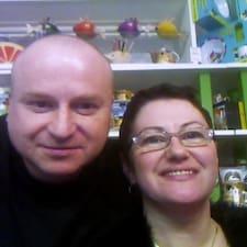 โพรไฟล์ผู้ใช้ Jiří & Jana