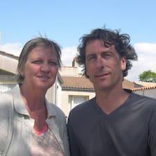 Pierre & Céline JOURDAIN ist der Gastgeber.